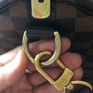 Louis Vuitton Bags - SOLD! Louis Vuitton Speedy B 30 in Damier Ebene
